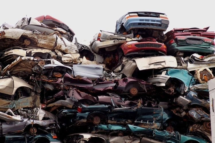 scrap your car